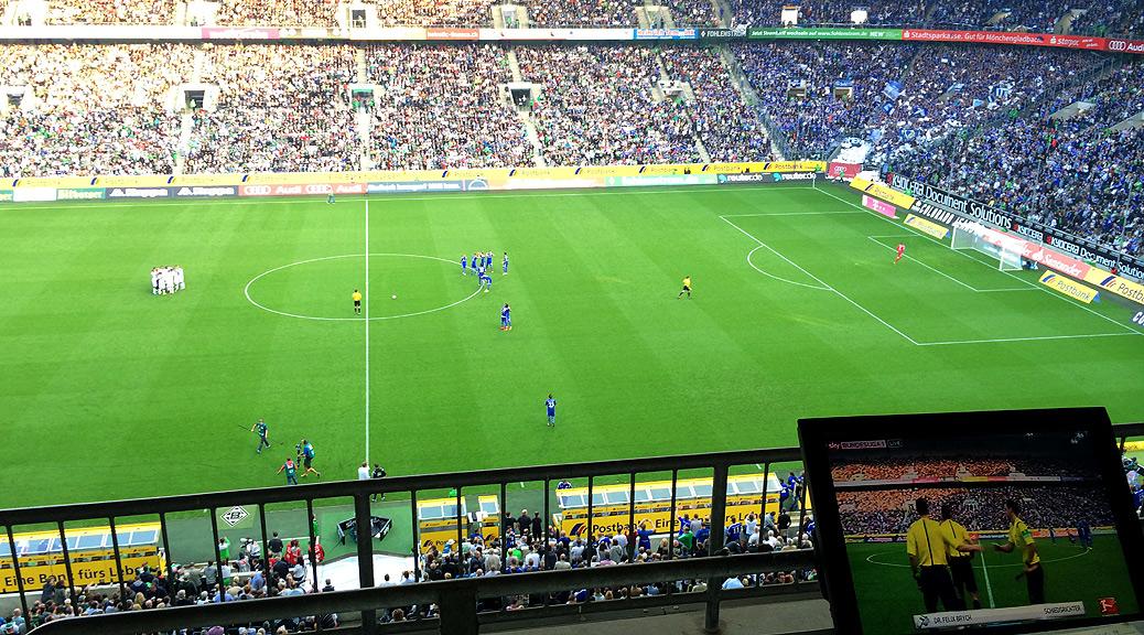 Schalke Gladbach Karten